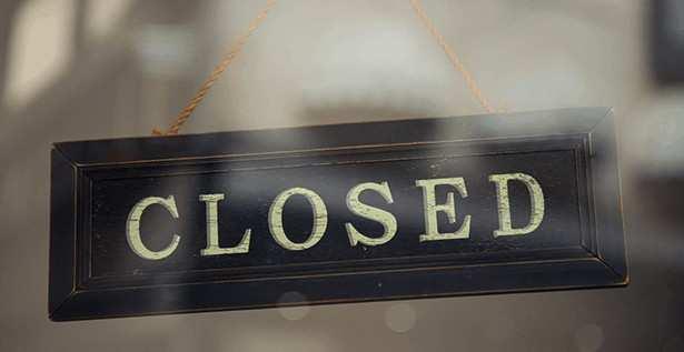 Closure of a division