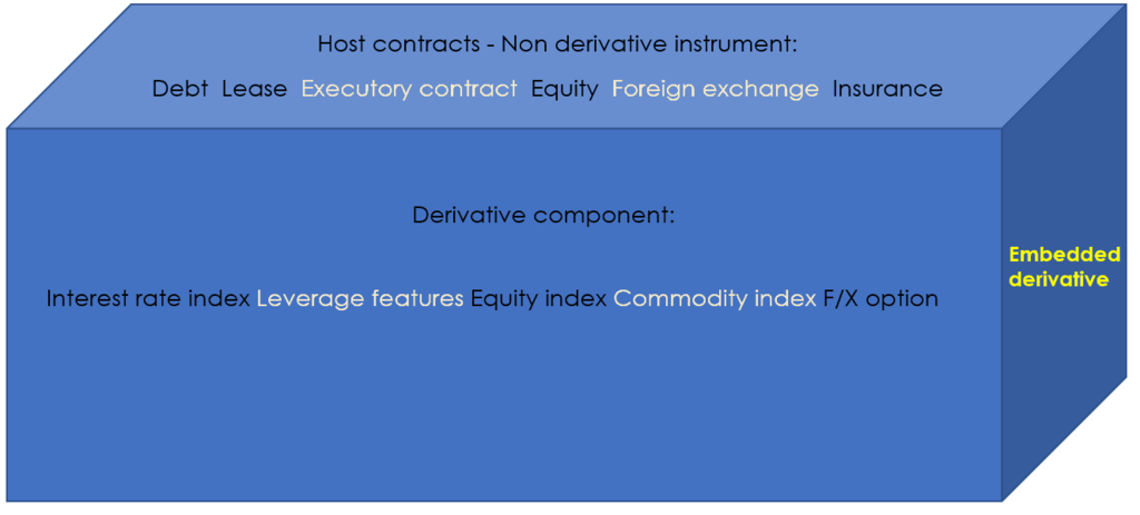 IFRS vs US GAAP Derivatives and hedging