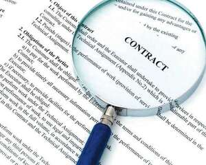Contract balances