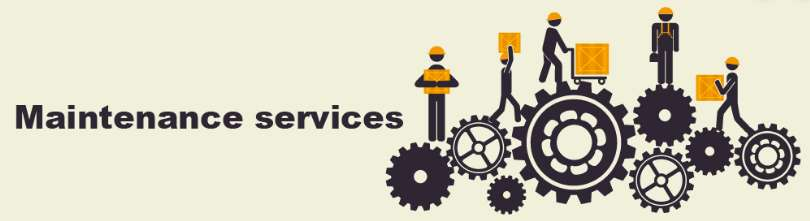 Revenue from maintenance services