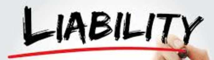 Fair value of a liability