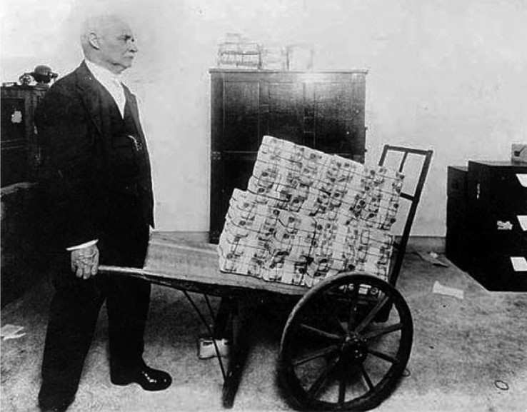 Example of hyperinflation accounting