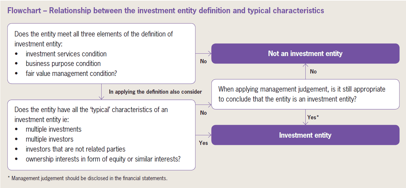 Introduction to Investment entities